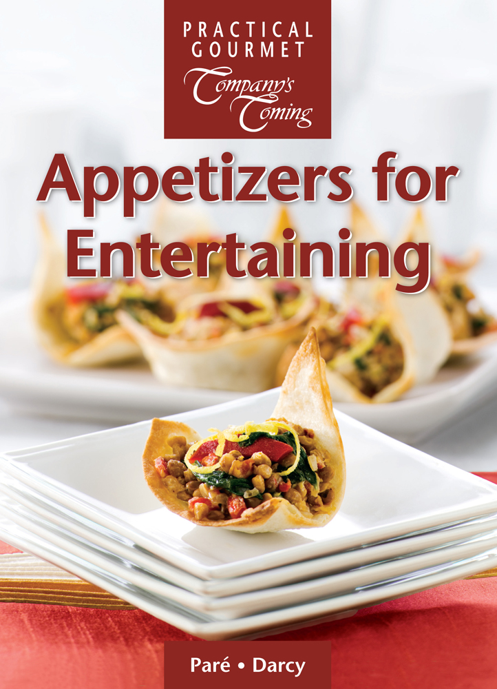 Appetizers for Entertaining